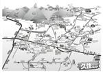 久住高原マップ広域